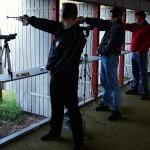 Resultater fra 15 meter pistolstævne i Hillerød